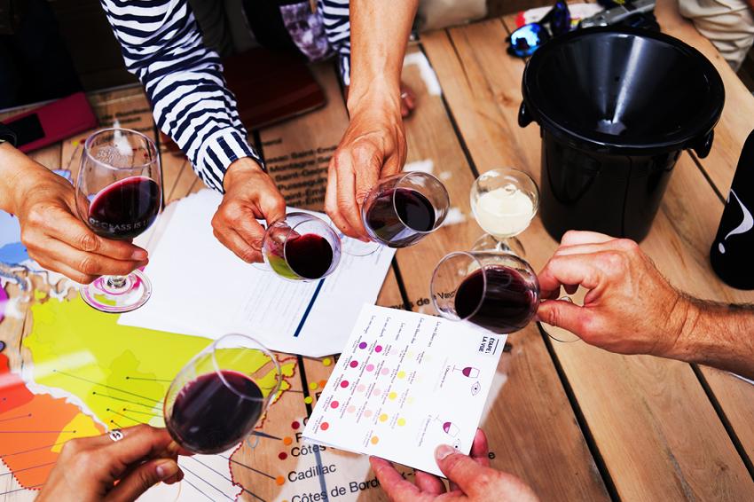 ボルドーワインスクール画像