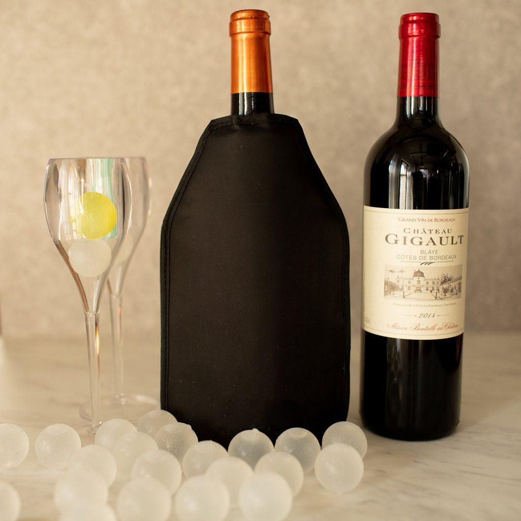 夏のワインのひんやりグッズ画像