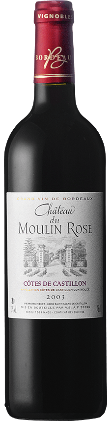 chateau du moulin rose