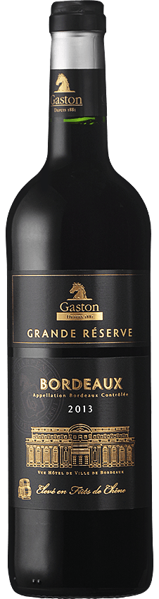 gaston bordeaux grande reserve