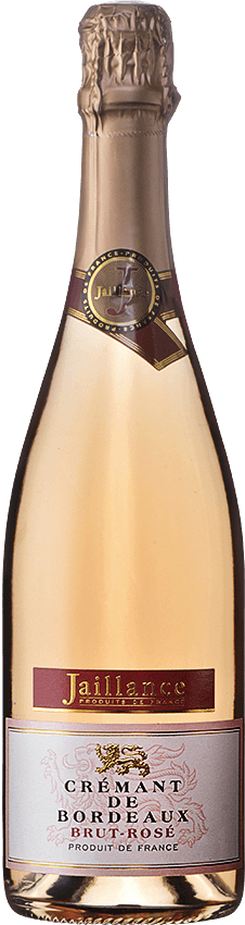 cremant de bordeaux jaillance brut rose