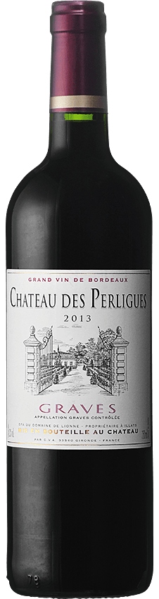 chateau perligues rouge